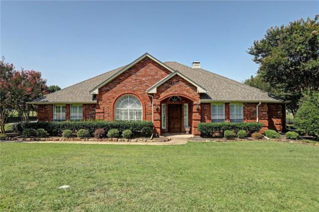 101 Carriage Trail, Wylie, TX 75098 (MLS #13957912) :: The Real Estate Station