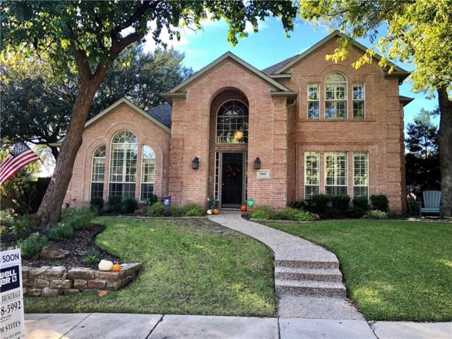 5801 Kingsbrook Drive, Plano, TX 75093 (MLS #13957974) :: Hargrove Realty Group