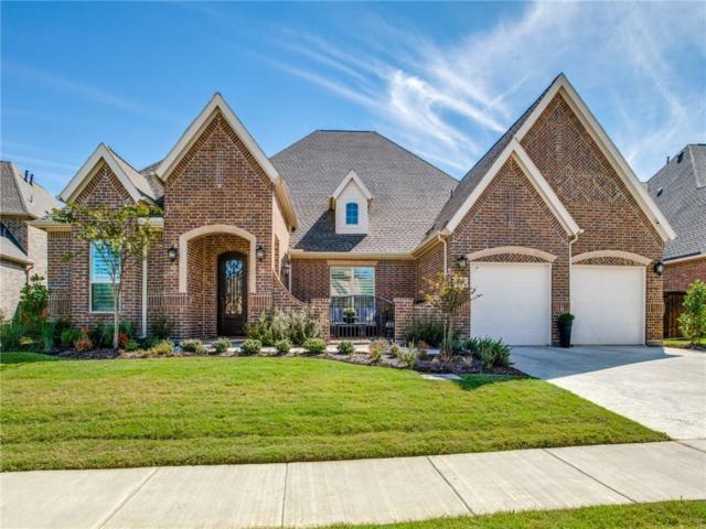 10905 Smoky Oak Trail, Flower Mound, TX 76226 (MLS #13957980) :: The Real Estate Station