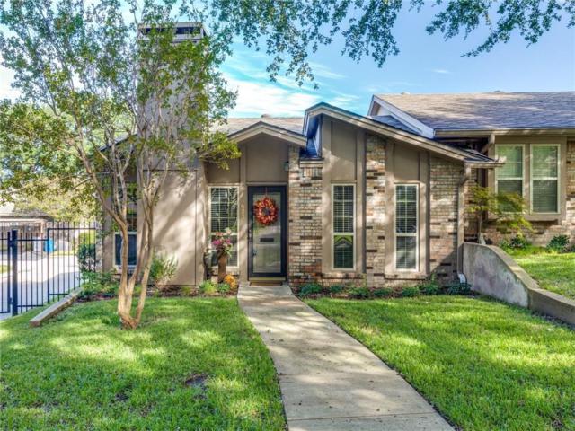 7603 Pebblestone Drive #11, Dallas, TX 75230 (MLS #13958002) :: The Paula Jones Team | RE/MAX of Abilene
