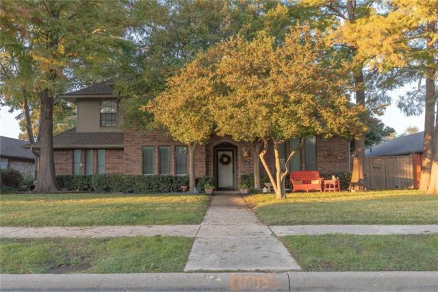 1603 Morningstar Trail, Richardson, TX 75081 (MLS #13958025) :: RE/MAX Town & Country