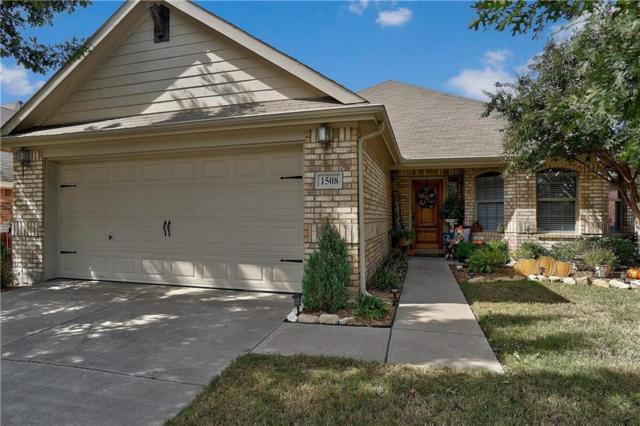 1508 Syracuse Drive, Van Alstyne, TX 75495 (MLS #13958040) :: RE/MAX Pinnacle Group REALTORS