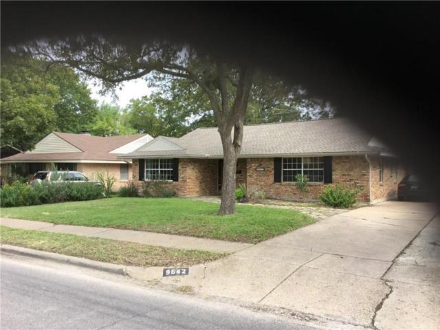 9642 Ferndale Road, Dallas, TX 75238 (MLS #13958085) :: RE/MAX Pinnacle Group REALTORS