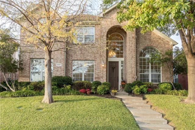 2000 Camelot Drive, Allen, TX 75013 (MLS #13958107) :: RE/MAX Town & Country