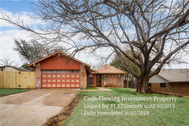 8905 Pagosa Drive, Fort Worth, TX 76116 (MLS #13958129) :: Robbins Real Estate Group