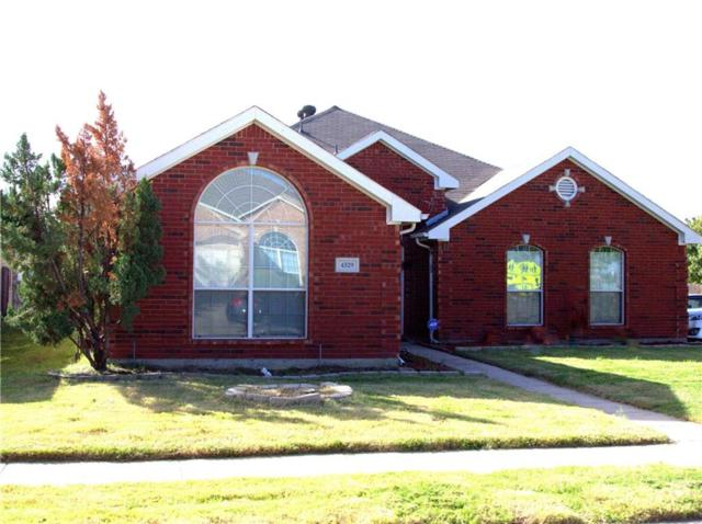 4529 Embercrest Lane, Fort Worth, TX 76123 (MLS #13958177) :: RE/MAX Town & Country