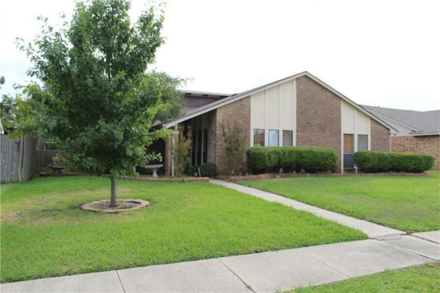 1332 Devonshire Lane, Mesquite, TX 75150 (MLS #13958260) :: Robinson Clay Team