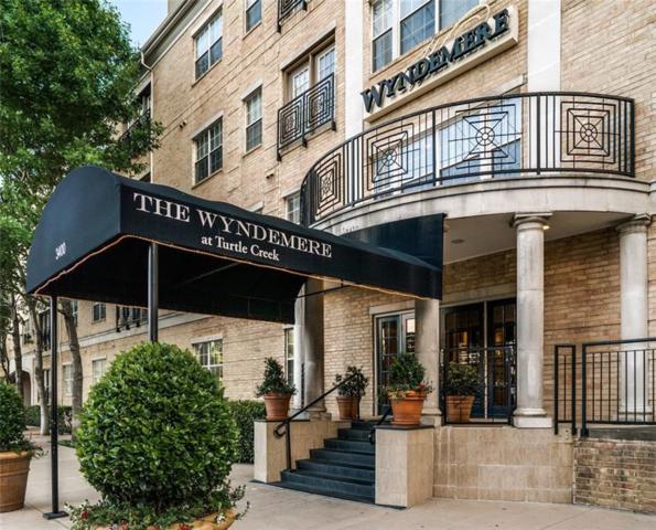 3400 Welborn Street #212, Dallas, TX 75219 (MLS #13958305) :: The Heyl Group at Keller Williams