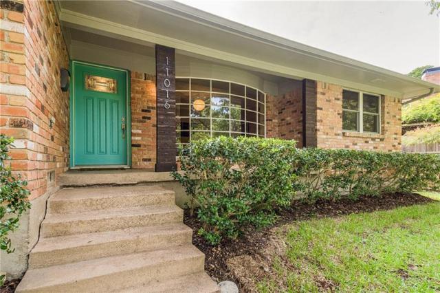 11016 Creekmere Drive, Dallas, TX 75218 (MLS #13958314) :: RE/MAX Town & Country