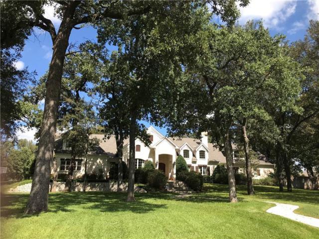 126 Kortney Drive, Hudson Oaks, TX 76087 (MLS #13958322) :: The Gleva Team