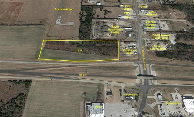 8888 Hwy 82 Highway, Bonham, TX 75418 (MLS #13958355) :: RE/MAX Landmark