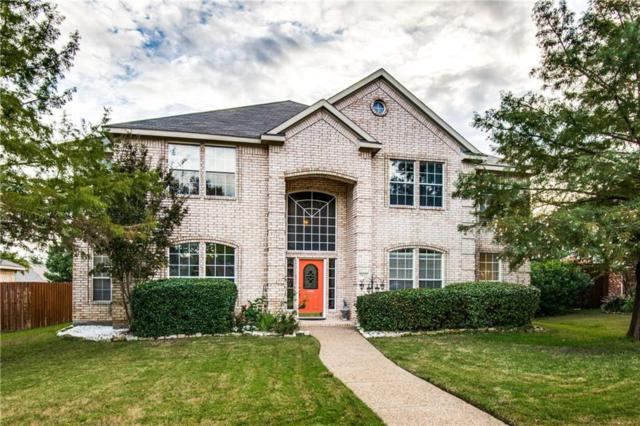 5932 Legend Lane, The Colony, TX 75056 (MLS #13958459) :: The Chad Smith Team