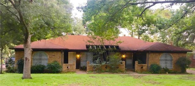 5307 Purington Avenue, Fort Worth, TX 76112 (MLS #13958492) :: RE/MAX Town & Country