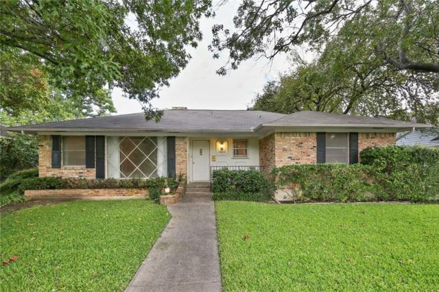 10419 Yorkford Drive, Dallas, TX 75238 (MLS #13958522) :: RE/MAX Landmark