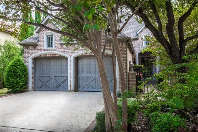 12062 Lueders Lane, Dallas, TX 75230 (MLS #13958546) :: The Real Estate Station