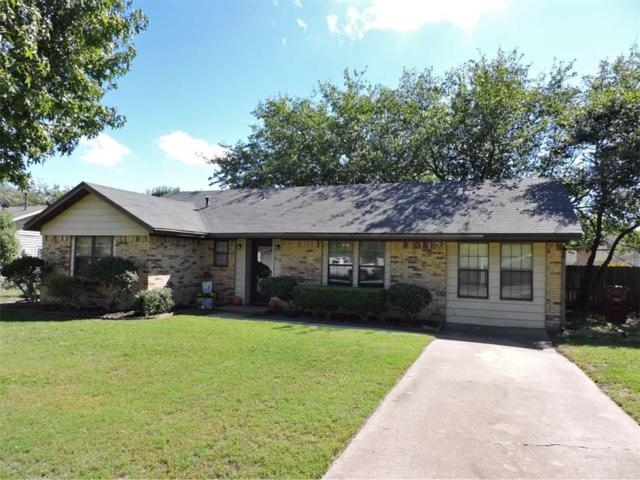 415 W Melody, Whitewright, TX 75491 (MLS #13958594) :: RE/MAX Town & Country