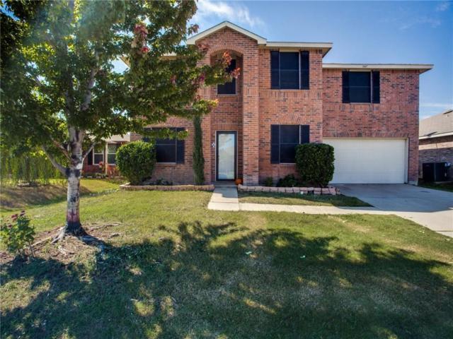 1447 Queen Annes Drive, Burleson, TX 76028 (MLS #13958677) :: Magnolia Realty