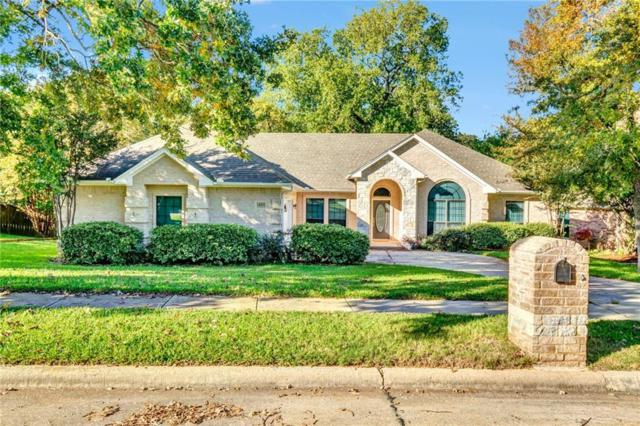 1805 Spinnaker Lane, Azle, TX 76020 (MLS #13958686) :: RE/MAX Town & Country
