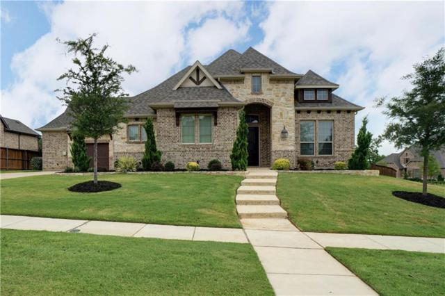 669 Meadow Creek Drive, Keller, TX 76248 (MLS #13958835) :: Team Hodnett