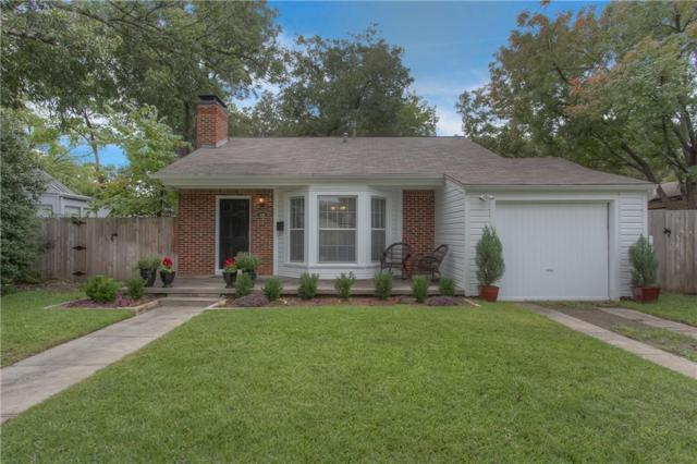 6341 Malvey Avenue, Fort Worth, TX 76116 (MLS #13958934) :: The Mitchell Group