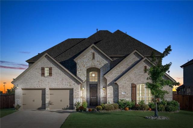 580 Evening Sun Drive, Prosper, TX 75078 (MLS #13958941) :: Real Estate By Design