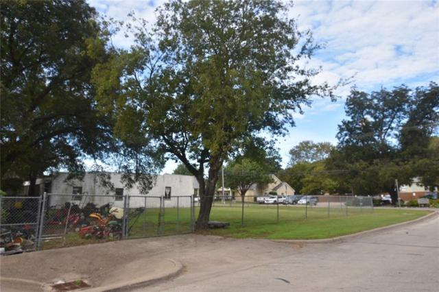 TBD Vernon & Pecan Street, Glen Rose, TX 76043 (MLS #13959081) :: The Mitchell Group