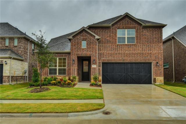 713 Hawk Drive, Allen, TX 75013 (MLS #13960376) :: Frankie Arthur Real Estate