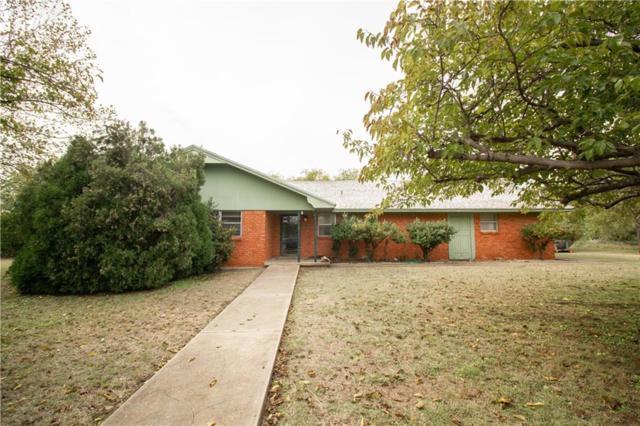 1701 Duck Creek Road, Sanger, TX 76266 (MLS #13960431) :: The Chad Smith Team