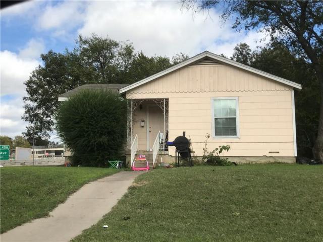 721 Judd Street, Fort Worth, TX 76104 (MLS #13960604) :: RE/MAX Landmark
