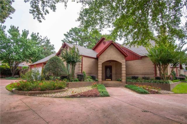 6806 Hollytree Circle, Tyler, TX 75703 (MLS #13960606) :: Kimberly Davis & Associates