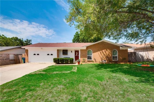 6113 Melinda Drive, Watauga, TX 76148 (MLS #13960626) :: Magnolia Realty