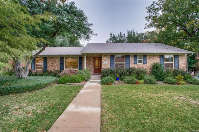 6536 Kingsbury Drive, Dallas, TX 75231 (MLS #13960628) :: RE/MAX Town & Country