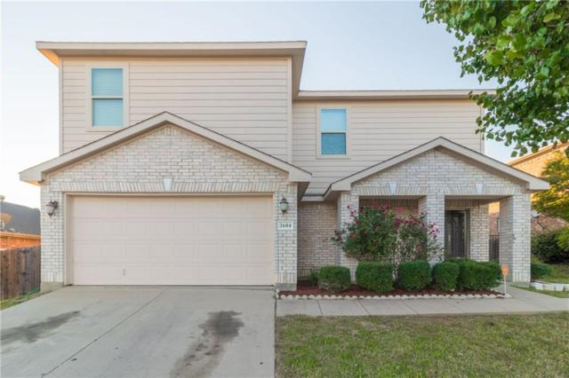 2604 Lucas Drive, Fort Worth, TX 76119 (MLS #13960629) :: RE/MAX Town & Country