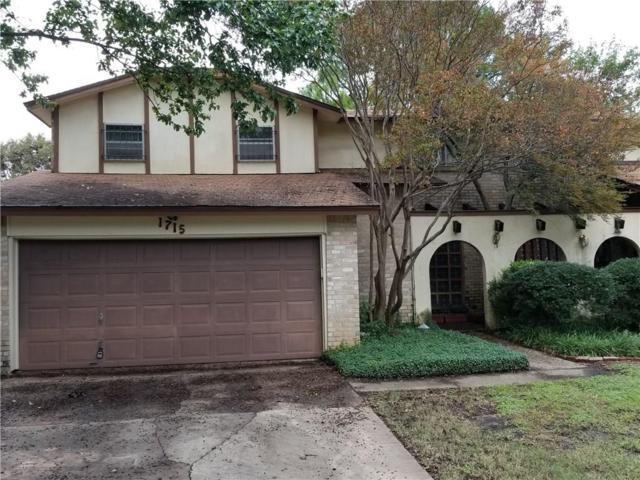 1715 Lakewood Boulevard, Euless, TX 76039 (MLS #13960854) :: The Heyl Group at Keller Williams