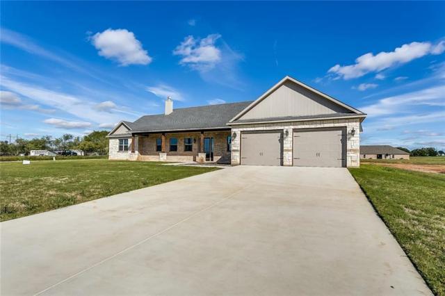 101 Consolation Drive, Millsap, TX 76066 (MLS #13960871) :: Kimberly Davis & Associates