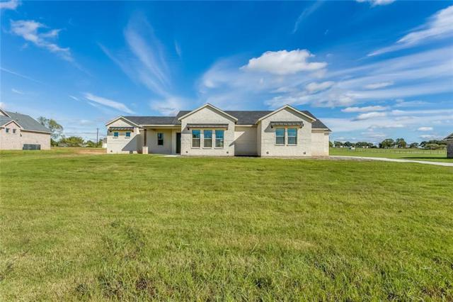 105 Consolation Drive, Millsap, TX 76066 (MLS #13960956) :: Kimberly Davis & Associates