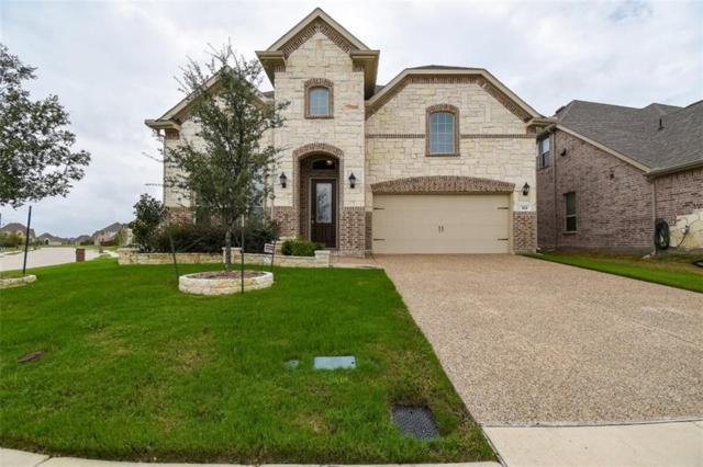 320 Prairie Hill Trail, Lewisville, TX 75056 (MLS #13960966) :: Frankie Arthur Real Estate