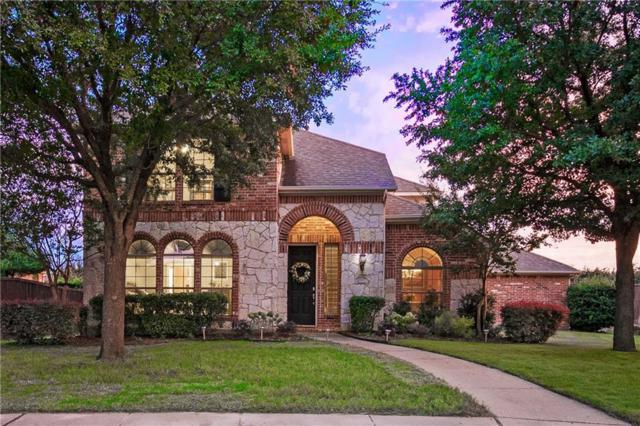 2517 Brentwood Drive, Frisco, TX 75034 (MLS #13960977) :: Vibrant Real Estate