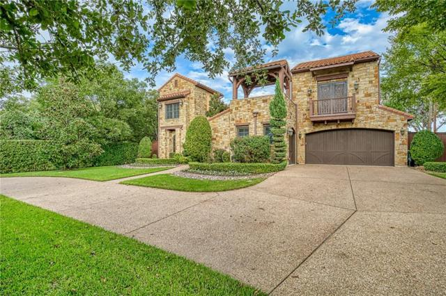 2105 N Carroll Avenue, Southlake, TX 76092 (MLS #13960986) :: Real Estate By Design