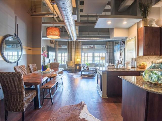 221 W Lancaster Avenue #2002, Fort Worth, TX 76102 (MLS #13960987) :: The Mitchell Group