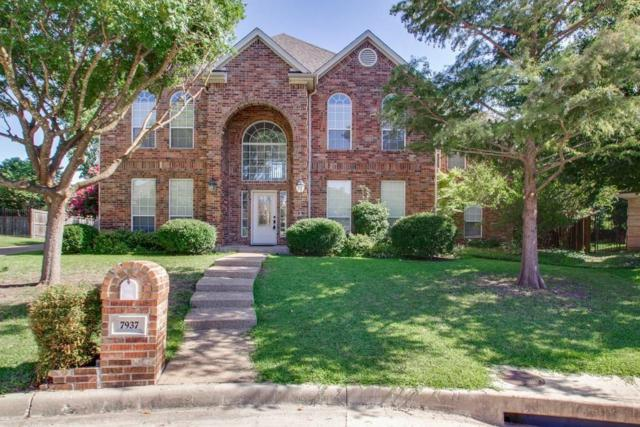 7937 Vista Ridge Drive S, Fort Worth, TX 76132 (MLS #13961241) :: RE/MAX Town & Country