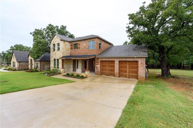 105 Noble Oak Court, Hickory Creek, TX 75065 (MLS #13961526) :: Baldree Home Team