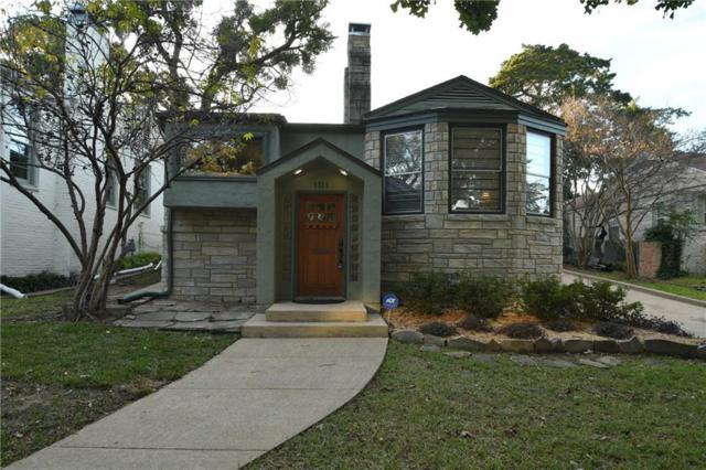 1311 Cedar Hill Avenue, Dallas, TX 75208 (MLS #13961529) :: Real Estate By Design