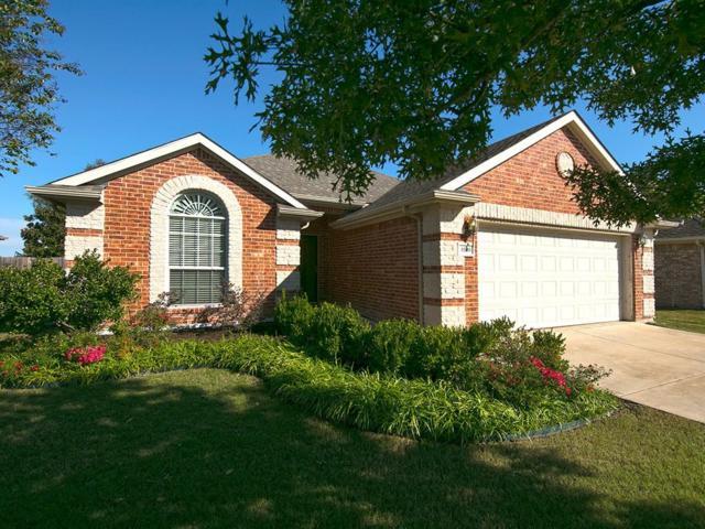 4008 Vista Greens Drive, Fort Worth, TX 76244 (MLS #13961541) :: Team Hodnett