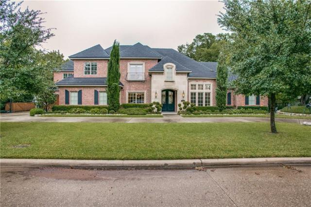 6011 Club Oaks Drive, Dallas, TX 75248 (MLS #13961612) :: Kimberly Davis & Associates