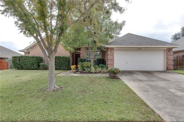 7808 Old Hickory Drive, North Richland Hills, TX 76182 (MLS #13961795) :: Magnolia Realty