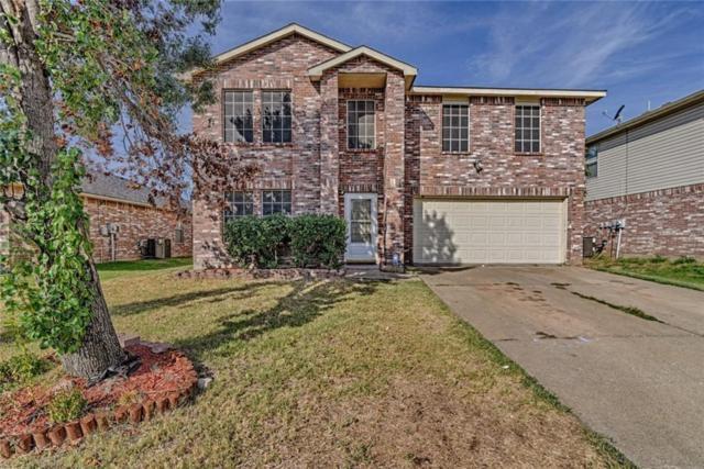 2923 Santa Sabina Drive, Grand Prairie, TX 75052 (MLS #13961889) :: RE/MAX Town & Country