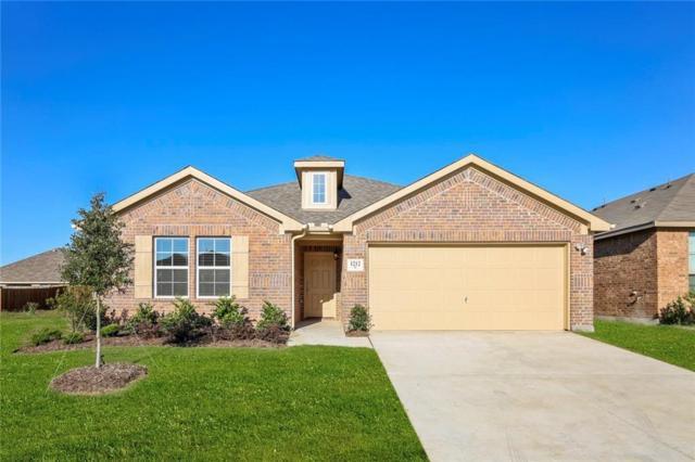 1212 Erika Lane, Forney, TX 75126 (MLS #13961982) :: The Real Estate Station