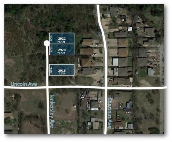 2922 Tankersley Avenue, Fort Worth, TX 76106 (MLS #13962039) :: Robbins Real Estate Group