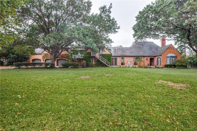 5122 Shadywood Lane, Dallas, TX 75209 (MLS #13962062) :: Kimberly Davis & Associates